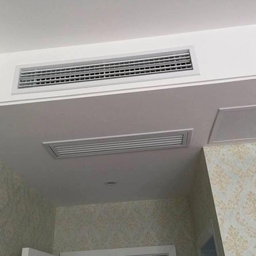 中央空调风道清洗需要注意的地方