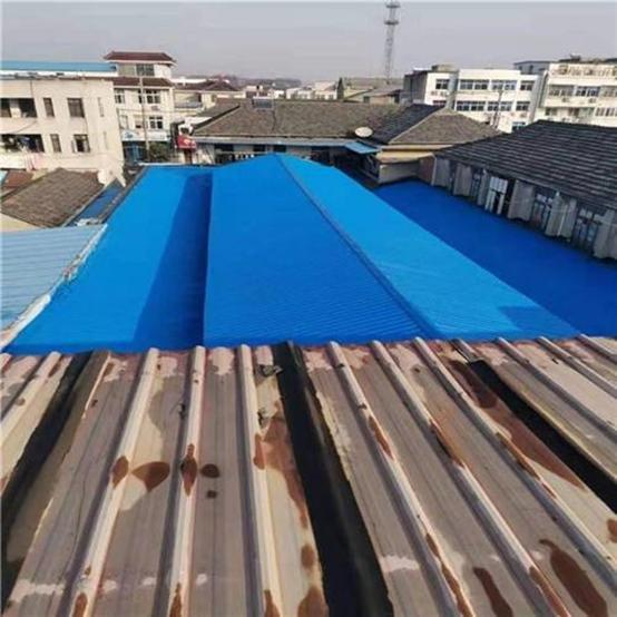 钢结构防水补漏的维修