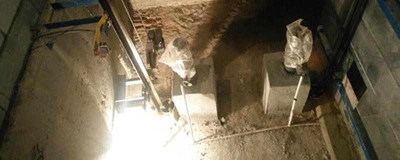 电梯井防水补漏