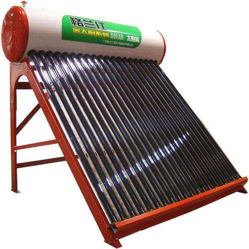太阳能热水器安装角度会不会影响热度?