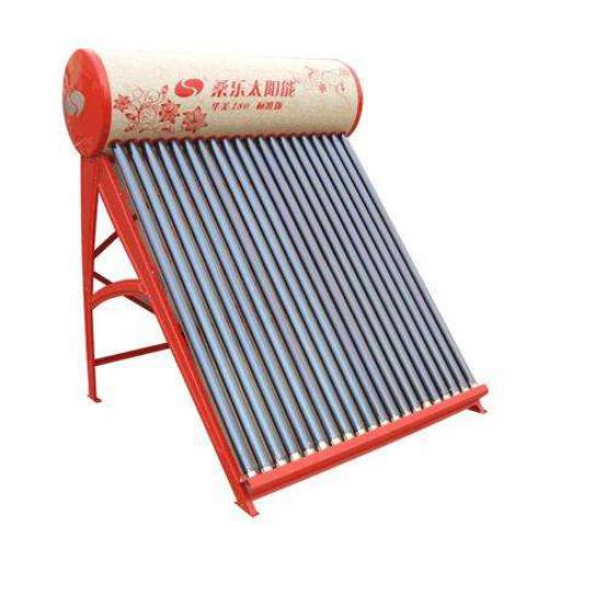 顶楼安装太阳能热水器怎么样?