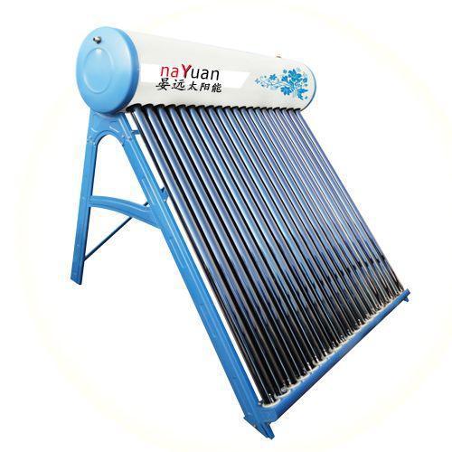 阳台太阳能热水器安装方法是什么?