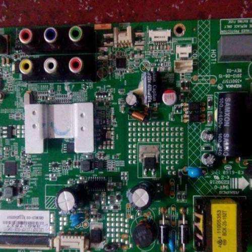 液晶电视主板维修这几点必须注意