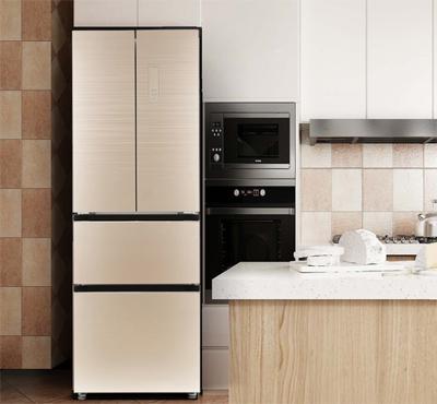 美的冰箱显示e5