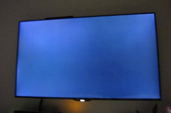 簡單到家 | 海爾電視關機的時候顯示屏顯示亮點