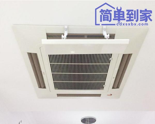 大型中央空調清洗是怎樣的