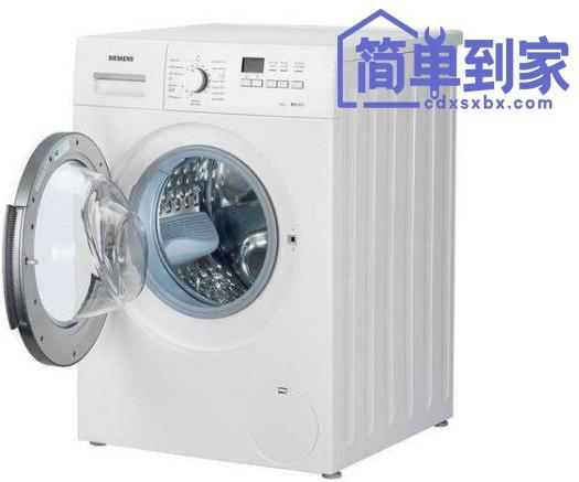 簡單到家 | 西門子洗衣機e63故障只需這么做即可恢復!