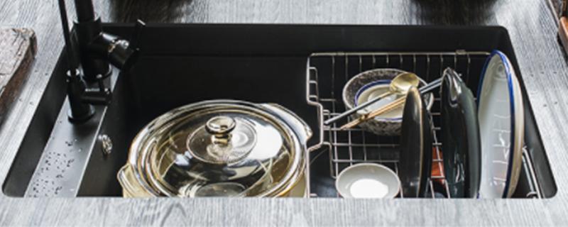 洗菜盆漏水