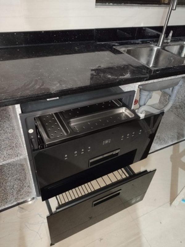 家电安装-常用家电-消毒柜安装