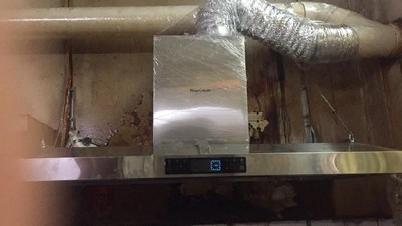 商用电器-制冷设备-商用油烟机清洗
