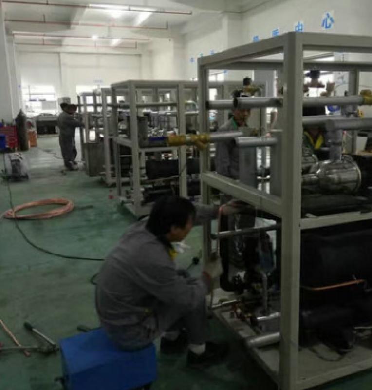 商用电器-制冷设备-工业冷水机清洗、维修