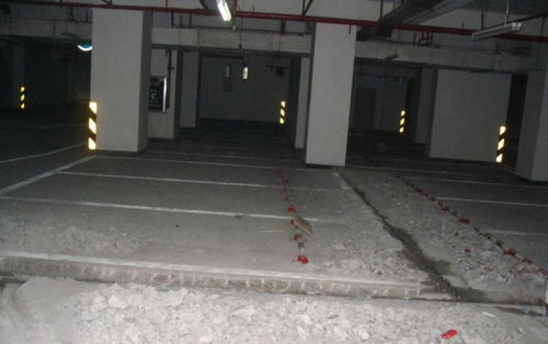 防水补漏-地下室