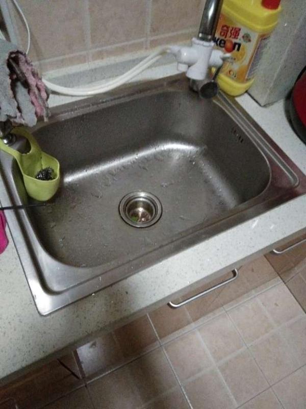 管道疏通-洗菜盆