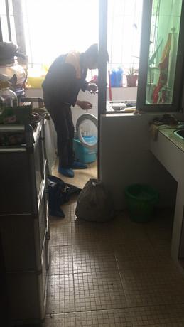 水电维修-卫浴洁具-洗菜盆安装维修