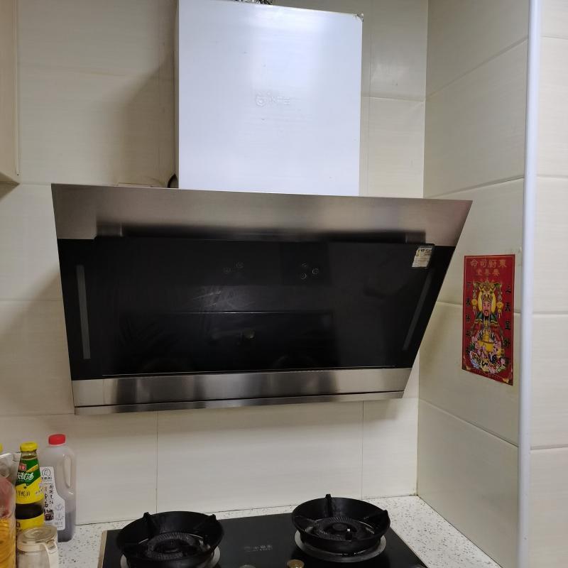 家电安装-常用家电-油烟机安装