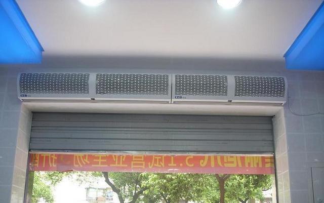 家电维修-生活电器-风幕机维修