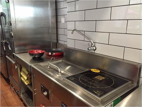 商用设备-设备清洗-厨房设备