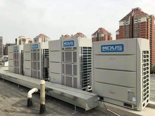 商用设备-年度维保-中央空调维保
