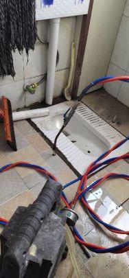 防水补漏-卫生间