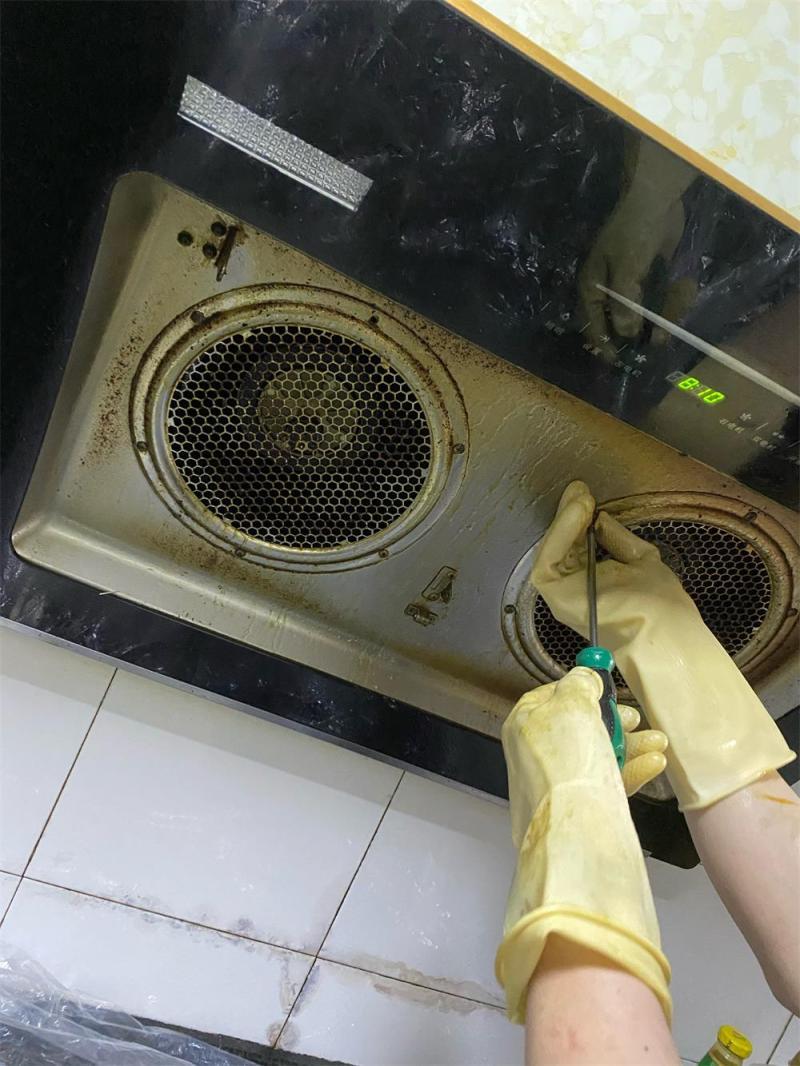 家电清洗-常用家电-油烟机清洗