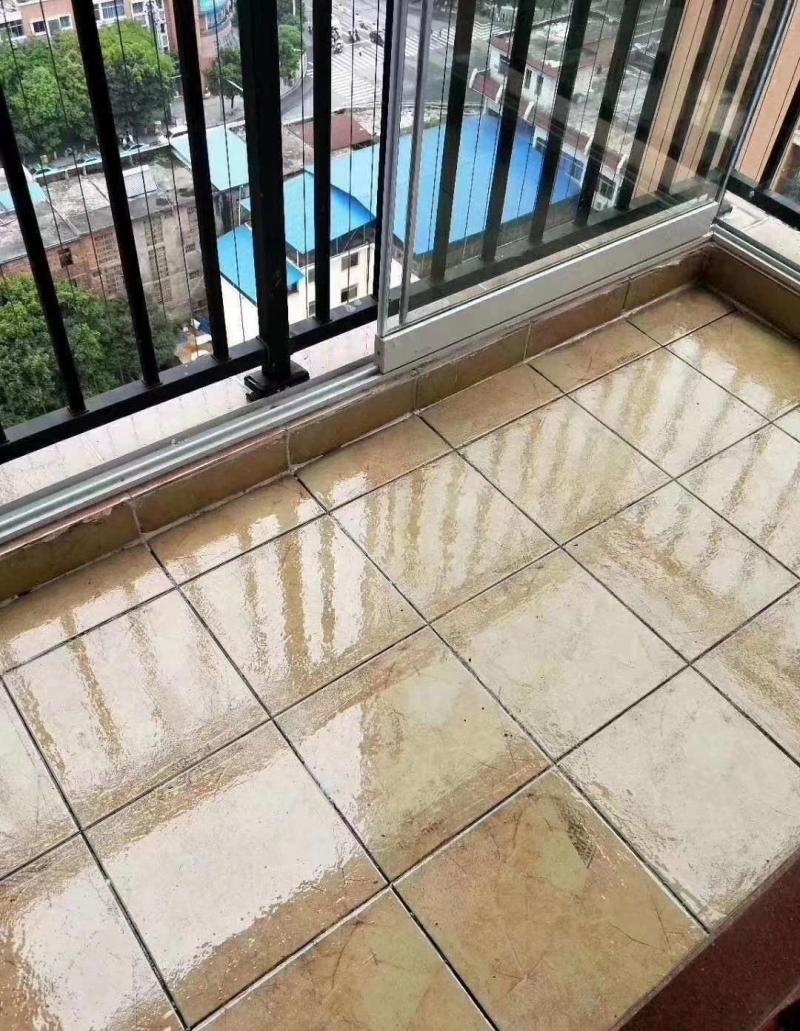 防水补漏-阳台